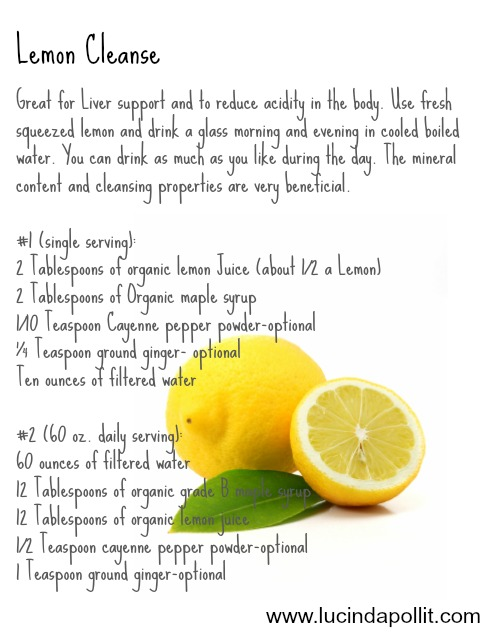 food-Lemoncleanserecipe